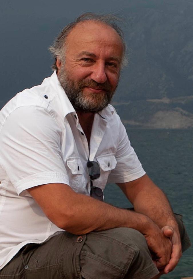 Artist Ararat Petrossian