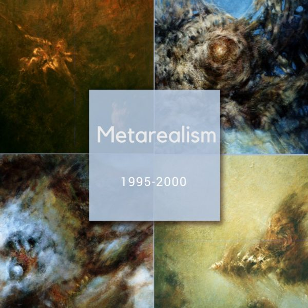Metarealism - Collection of paintings by Ararat Petrossian - 1995-2000