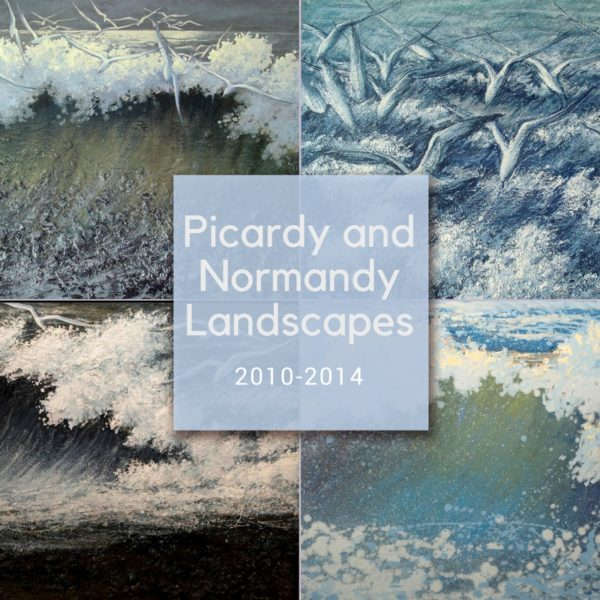 Picardy and Normandy Landscapes by Ararat Petrossian - 2010-2014